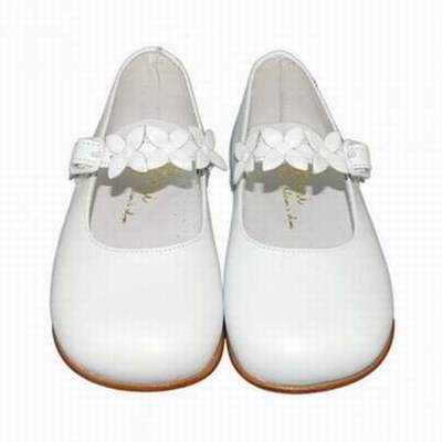 35e126f953ea0 chaussures bebe fille blanche